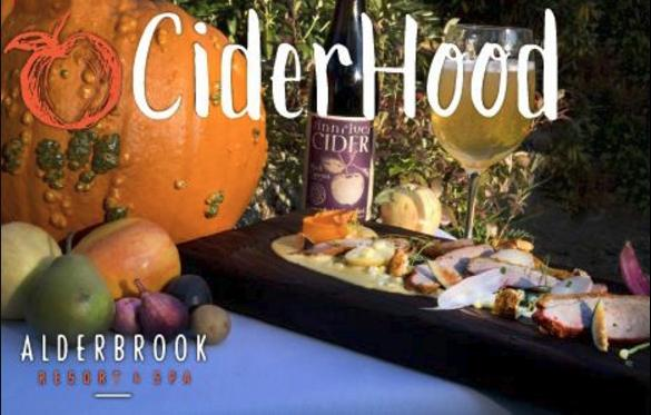 CiderHood Celebration at Alderbrook Resort & Spa