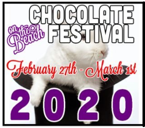 Chocolate on the Beach Festival